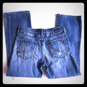 Other - Mens~Big Star Pioneer Bootcut Jeans~31X30